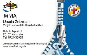 Cosmobile Haushaltshilfen Karlsruhe